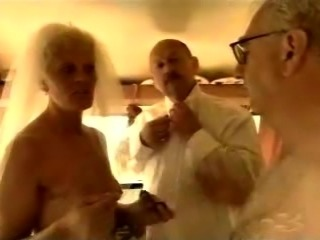 breast amputee bride in nudism camp 1