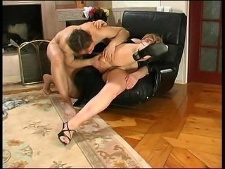 Russian mature M.S.C. #008 - Louisa