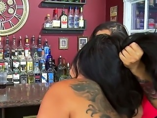 If you were dreaming about seeing some nice Latina lesbo sex with Kiara Mia...
