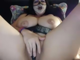 Big milky tits