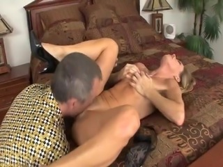 Older Blonde Love Getting Fucked
