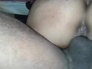 Indian wife fucking opp.side fuck