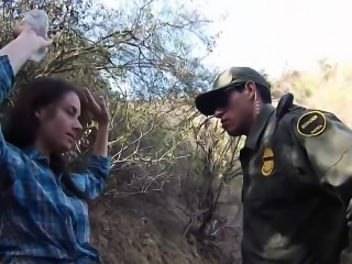 Amy anderssen police and police milf Mexican border patrol a