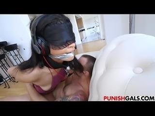 Punish Fuck For Maya Bijou