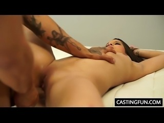 Rough Casting Fuck For Penny Nickels