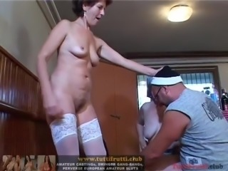 Slut euro matures orgy