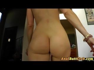 Kinky booty ho buttplug