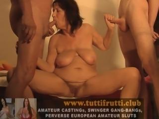 Hot amateur mature home porn