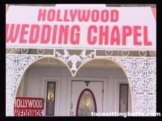 Bride-to-be got a nasty facial