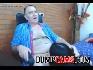 older man so luky  - DumpCams.com