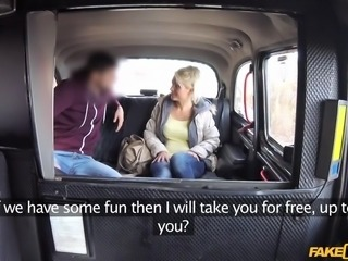 kathy is a nymphomaniac who wants to fuck and suck the driver