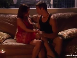 Stunning brunette Sydnee Steele seduced by her horny lover