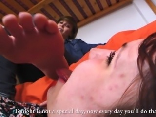 FGF-Cleo footslave HD that is new