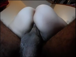 Amateur wife doggy clapping ass closeup wife