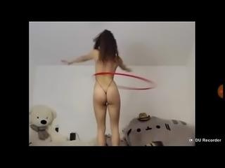 Chroniclove masturbatio and erotic dance with ulaula