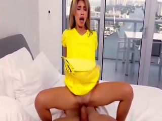 Teen jerk off encouragement hd and couple having sex on the couch The