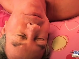 Old Young Grandpa Fucks Teen Babysitter Fingering