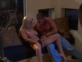 Busty Layla stomachs a fierce doggystyle fucking in a reality shoot