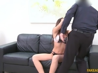 Clea is an exotic brunette who wants to make a career in porn business, and...