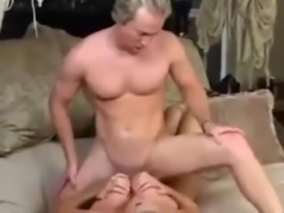 Sleeping MILF fucked bt a boyfriend