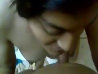 Horny Indian girl gets intimate with her boyfriend