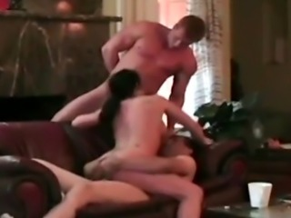 Cheating Brunette Moxxie Getting Banged On Spy Camera