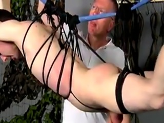 Mature twink bondage and free gay porn to download He'd already ha