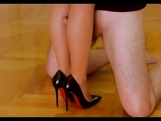 Cum Only By Leg Humping