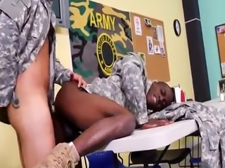 Army guy blow job free gay porn Yes Drill Sergeant!