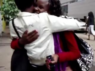 African lesbos enjoy licking pussies in bathroom