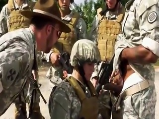 Hot  gay army men Explosions  failure  and punishment
