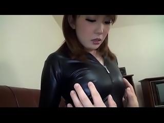 http://Japav.tk - Subtitled Japanese AV star Ai Mizushima full body worship -