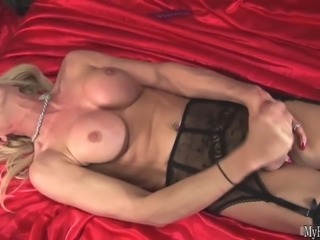 Joanna Jet brings the hottest play boys home, which is simple to do