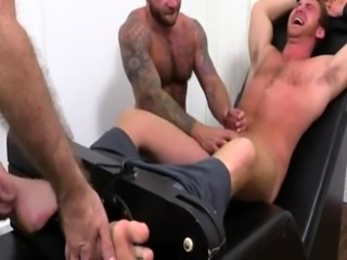 Foot fetish free videos of young boys gay xxx Connor Maguire Jerked &