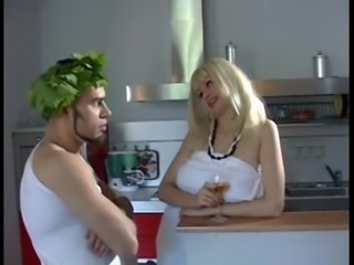 8 Girls With 1 Guy. (Russian Orgy)