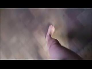 amateur korean girl public nudity barefoot