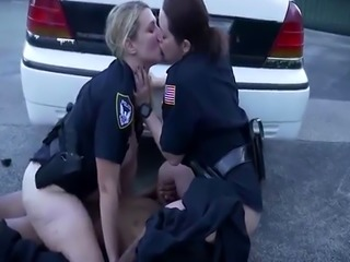 Fishnet anal milf We are the Law my niggas  and the law needs black co