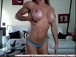Sheila Rock solo strip show