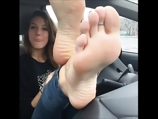 ThePerfectMistress - Foot Fetish Model - Compilation