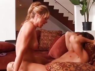 Milf blond sexy hot