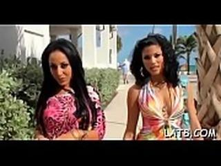 Sexy latinas beauties