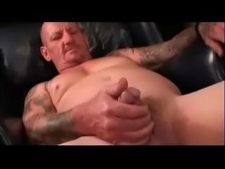 Mature Amateur Mike Jacks Off
