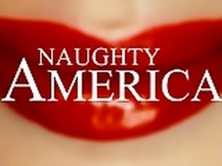 Latina housewife video chats her big tits - Naughty America
