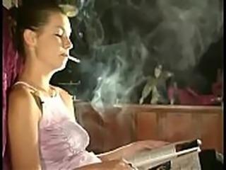 Colight Smoking Fetish Ivy Smoking  Dangle Cork