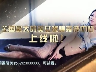 Asian chick gives an interracial blowjob during sex
