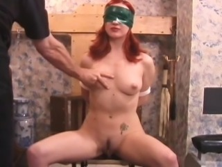 Playgirl gets aroused while her love tunnel gets titillated