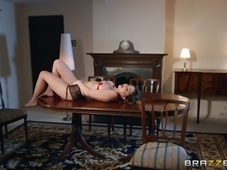 one extremely huge dick for jimena lago