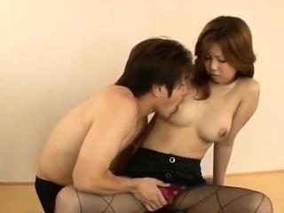 Busty milf, Rika Kurogawa, enj - More at javhd.net