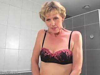Mature Blonde Georgina MILF Compilation