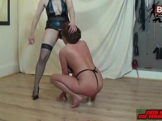 Sadomaso domina BDSM Slave